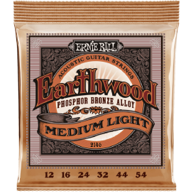 ERNIE BALL 2146 EARTHWOOD PHOSPHOR BRONZE 12/54