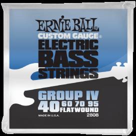ERNIE BALL 2808 FLAT WOUND 0.40/0.95