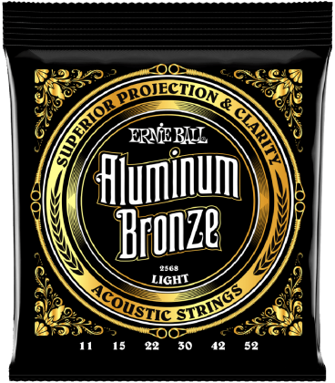 ERNIE BALL 2568 ALUMINUM BRONZE LIGHT
