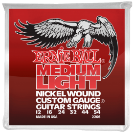 ERNIE BALL 2206 012/054 NICKEL WOUND