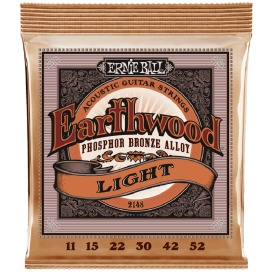 ERNIE BALL 2148 EARTHWOOD PH.BR. 11/52