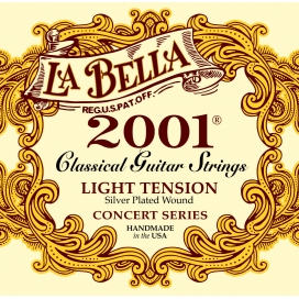 LA BELLA 2001 LIGHT