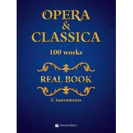 AAVV OPERA & CLASSICA REAL BOOK