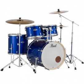 PEARL EXX725SBR/C717 EXPORT DRUM KIT VOLTAGE BLUE