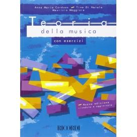 CORDUAS/DINATALE/MAGGIORE TEORIA DELLA MUSICA CON ESERCIZI