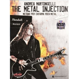 MARTONGELLI METAL INJECTION + DVD