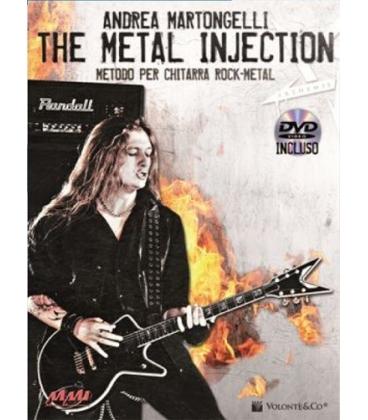 MARTONGELLI METAL INJECTION + DVD