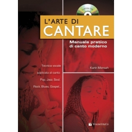 MENSAH ARTE DI CANTARE + CD