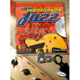 MORELLI IMPROVISING THE JAZZ + CD