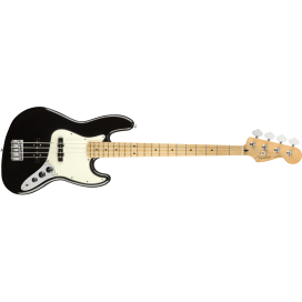 FENDER PLAYER JAZZ BASS MN BLK