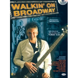 MORICONI WALKIN' ON BROADWAY + CD