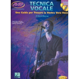 MURRAY TECNICA VOCALE + 2 CD