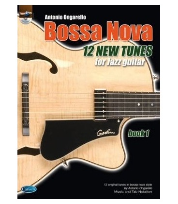 ONGARELLO BOSSA NOVA NEW TUNES + CD