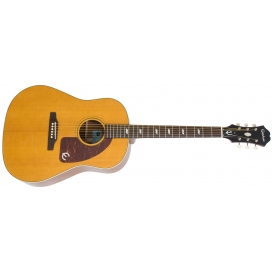 EPIPHONE INSPIRED BY 1964 TEXAN ELETTROAC. ANTIQUE NATURAL
