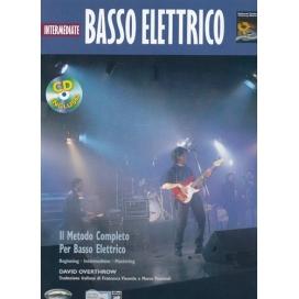 OVERTHROW BASSO ELETTRICO LIVELLO INTERMEDIO + CD