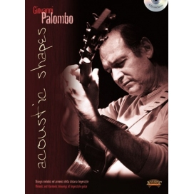PALOMBO ACOUSTIC SHAPES - FINGERSTYLE + CD