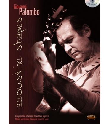 PALOMBO ACOUSTIC SHAPES - FINGERSTYLE + CD