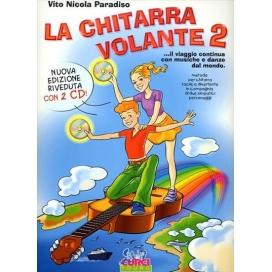 PARADISO LA CHITARRA VOLANTE VOL.2 + CD