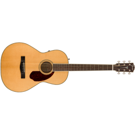 FENDER PM-2E STD PARLOR NATURAL