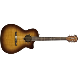 FENDER FA-345CE AUDITORIUM TEA BURST