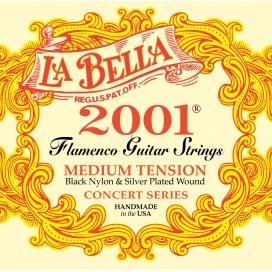 LA BELLA 2001 FLAMENCO MEDIUM SA120