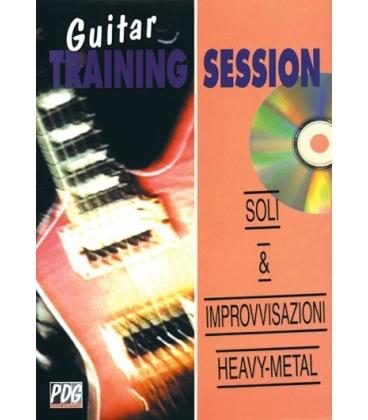 SCHIARINI/FREDD SOLI E IMPROVVISAZIONI HEAVY METAL + CD