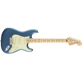 FENDER AM PERFORMER STRAT MN SATIN LPB