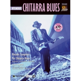 SMITH CHITARRA BLUES LIVELLO INTERMEDIO +CD