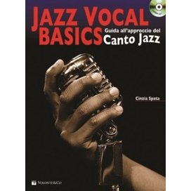 SPATA JAZZ VOCAL BASICS + CD