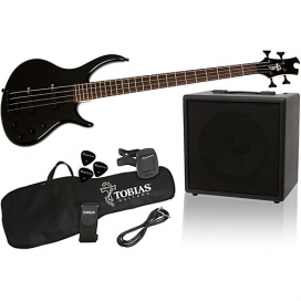 TOBIAS TOBY PERFORMANCE PACK EBONY