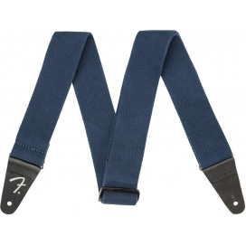 FENDER STRAP SUPERSOFT BLUE 2""