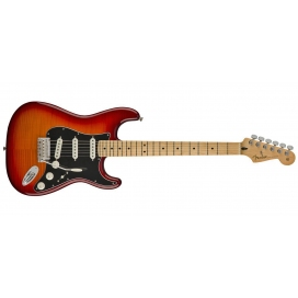 FENDER PLAYER STRAT PLUS TOP MN ACB