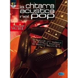 VARINI LA CHITARRA ACUSTICA NEL POP + DVD