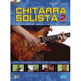 VARINI LA CHITARRA SOLISTA VOLUME 2 + DVD