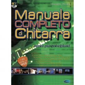 VARINI MANUALE COMPLETO DI CHITARRA + DVD
