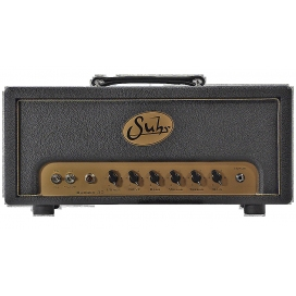 SUHR BADGER 30W HEAD BLACK