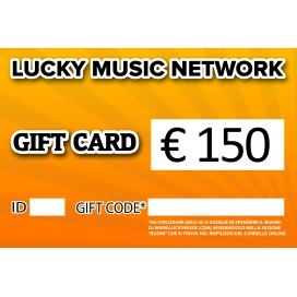 GIFT CARD LUCKY 150€