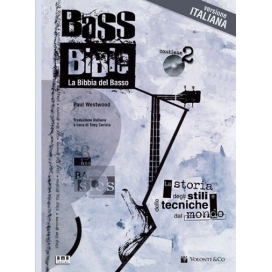 WESTWOOD BASS BIBLE + 2CD ITALIANO