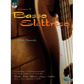 ZANCHI SUONARE IL BASSO ELETTRICO + CD