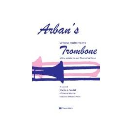 ARBAN METODO COMPLETO TROMBONE MB305