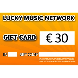 GIFT CARD LUCKY 30€