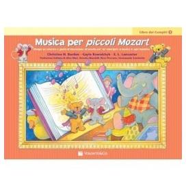 BARDEN MUSICA PER PICCOLI MOZART COMPITI V.1 MB245
