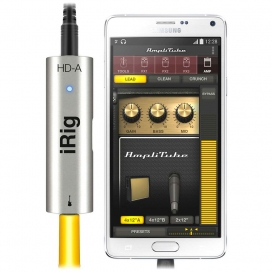 IK MULTIMEDIA IRIG HD-A AUDIO CONVERTER HD PER ANDROID