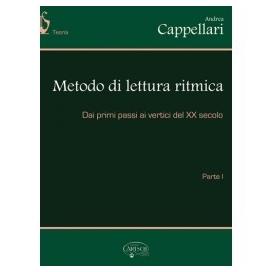 CAPPELLARI METODO LETTURA RITMICA PARTE 1 MK18717