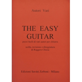 CHIESA EASY GUITAR (THE) ESZ 9926