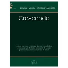 CORDUAS/CUSANO/MAGGIORE CRESCENDO V.1 MK17127