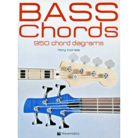 CORIZIA 950 BASS CHORDS DIAGRAM MB116