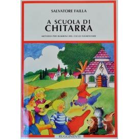FAILLA A SCUOLA DI CHITARRA