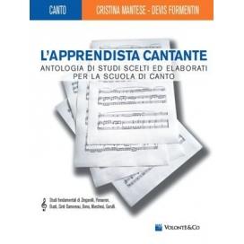 MANTESE APPRENDISTA CANTANTE