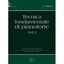 MAZZEI TECNICA FONDAMENTALE PIANO VOLUME 2